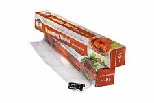 Large Oven Bags For Cooking And Food Storage - 10ft X 12in - Up To 10 Uses