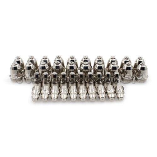 LGK-80 P80 Torch Plasma Electrode Tips 1.1//1.3//1.5//1.7mm fit SIP HG400 Cutter