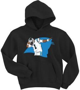 "Cam Newton Carolina Panthers ""Dab Pic Logo"" jersey shirt Hooded SWEATSHIRT"