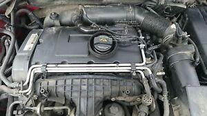 Motor VW Golf 5 2,0 TDi BKD 103KW 140PS Octavia A3 Touran 148tkm