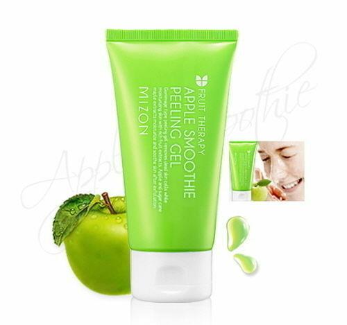 MIZON Fruit Therapy Apple Smoothie Peeling Gel 120mL / Made in Korea