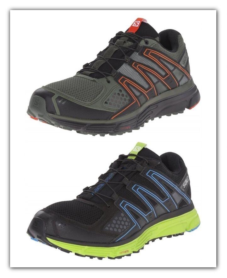 Salomon X Mission 3 Trail Running  Schuhes  Running Uomo Sneakers Neutral All Terrain Runner 76f581