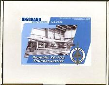 Anigrand Models 1/72 REPUBLIC XF-103 THUNDERWARRIOR Prototype Jet Fighter