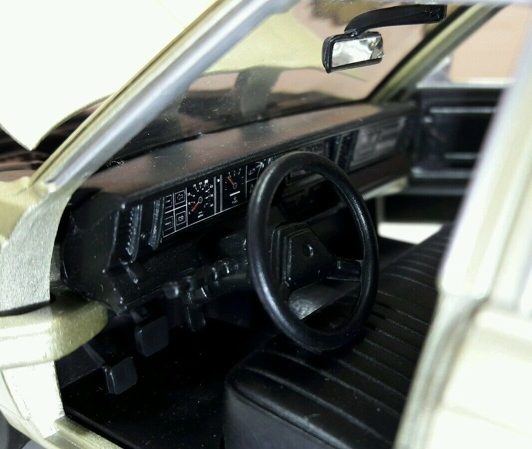 G G G LGB 1 24 Scale Dodge Aries K 1982 Motormax Detailed Diecast Model Car 73335 a17a08