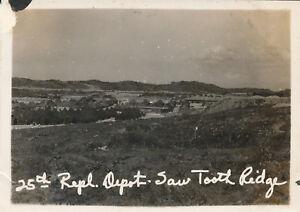 WWII-1945-Okinawa-photo-4-Saw-Tooth-Ridge-25th-Depot