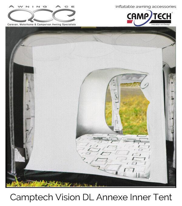 Genuine camptech VISION DL tuttiegato telecamera da letto tenda internasu misura per adattarsi
