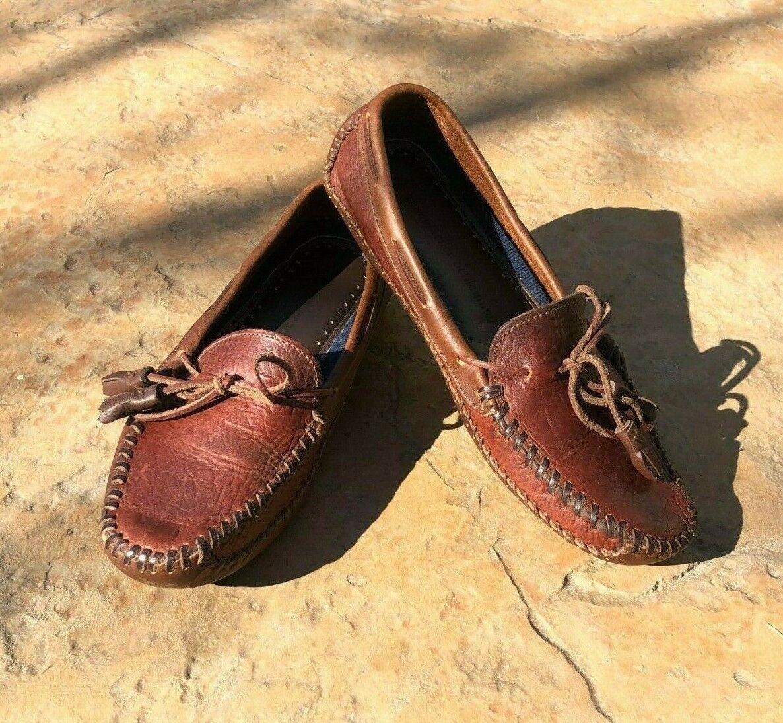 80% de descuento Talla Zapatos Cuero Mocasín Schlemmer
