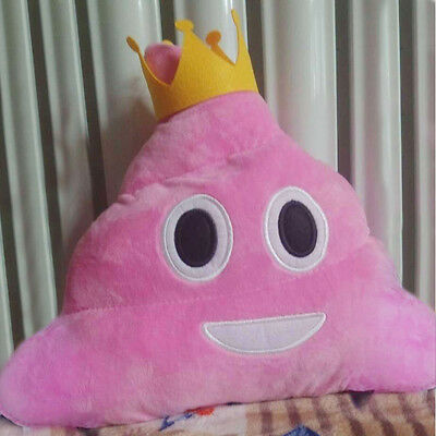 Cute Poop Poo Family Emoji Emoticon Pillow Stuffed High Quality Plush Dolls Toys