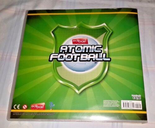ATOMIC FOOTBALL 2010-2011 11 EDIBAS dischetto serie A SCEGLI DAL MENU A TENDINA