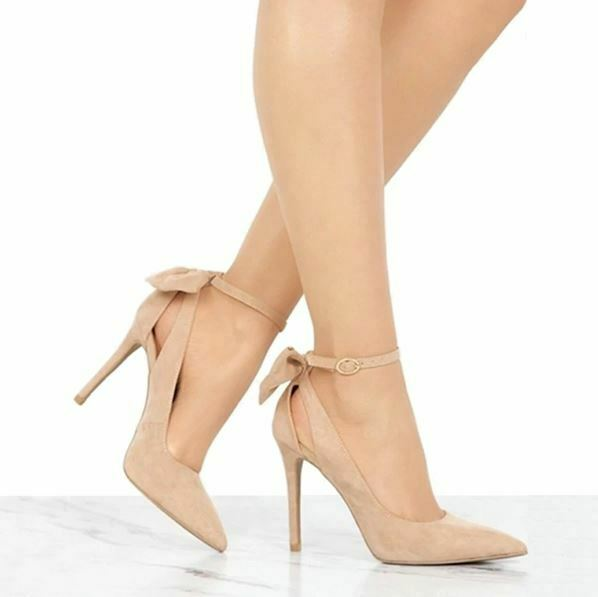 Zapatos De Mujer Tacón Alto Tacones De Moda Elegantes Casuales Para Fiesta Yoooc