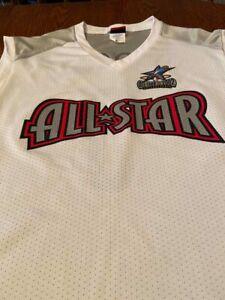 Allen Iverson 2002 NBA All Star Jersey Philadelphia 2X (USED)