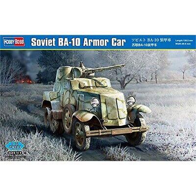 """Hobbyboss 83840/"""" Soviet Ba-10 Armoured Car Plastic Model Kit 135 1:35 Scale"""