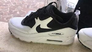 air max nere bianche