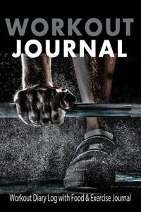 workout journals and food planners workout journal workout diary