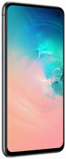 Samsung Galaxy S10e  128 GB Smartphone ohne Vertrag/SIMlock,  weiß