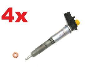 4x-Opel-Renault-Nissan-2-0-DCI-Einspritzduese-Injektor-0445115007-0445115022