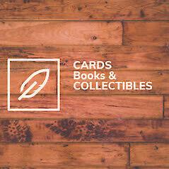 RARE CARDS AND BOOKS