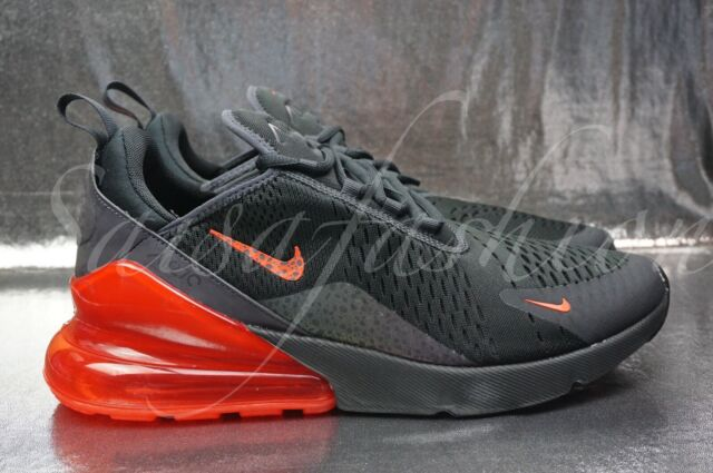 wholesale dealer 72750 654cf Nike Air Max 270 SE Reflective Mens Bq6525-001 off Noir Red Grey Shoes Size  11.5