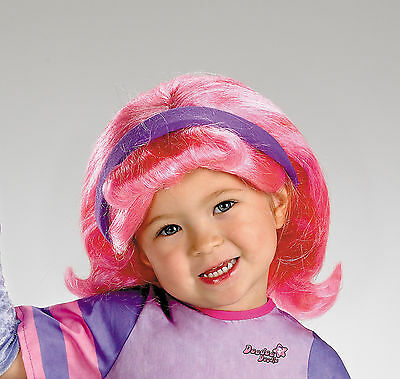 CHILD DEE DEE DOODLEBOPS WIG COSTUME ACCESSORY DRESS NEW DG14656