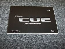 2013 2015 cadillac ats cts xts srx factory cue navigation display rh ebay com Audi Infotainment System Chevrolet Infotainment System