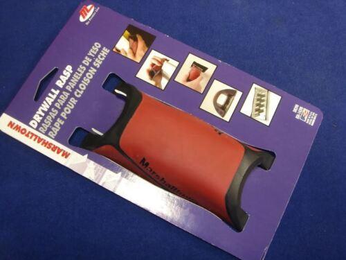 Marshalltown Plasterboard Drywall Sander File Rasp NO Rails MDR390