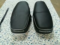 Honda Cl90 Cl 90 1967 To 1970 Model Seat Cover With Strap (h35)