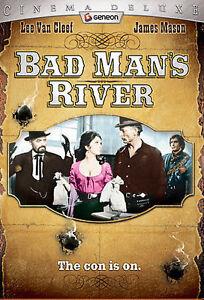 Bad-Man-039-s-River-DVD-2005-Cinema-Deluxe-Series