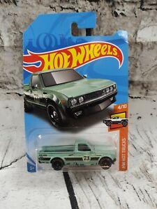 Hot-Wheels-Datsun-620-HW-Hot-camiones-4-10-tarjeta-de-largo