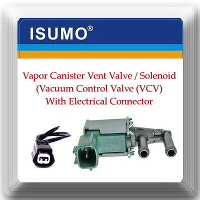Vacuum Control Valve Electrical Connector of Vapor Canister Vent Valve//Solenoid 14933-7J400 // CVS98 Fits Nissan Altima 2002-2003 Nissan Sentra 2001-2006 VCV