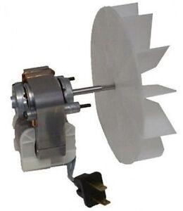 Broan 671 G H J Bath Vent Fan Motor 99080255 1 5 Amps