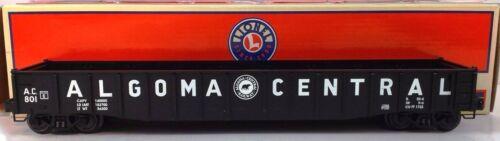 Lionel 6-17440 Algoma Central PS-5 Scale Gondola 3-Rail O Scale NOS