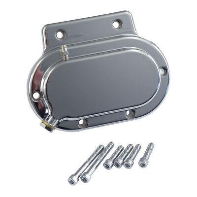 Getriebedeckel hydraulische Kupplung 9//16 Schwarz für Harley-Davidson BT 87-06