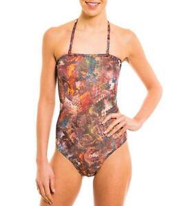 fd0aedb9dd Image is loading Kiniki-Pavo-Tan-Through-Tube-Swimsuit-Quick-Drying-