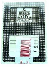 QUEENS 4 Paquetes / Mazos Cartas Jugar Póquer Las Vegas Baraja Casino Poker