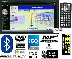 Power-Acoustik-PDN-626B-CD-DVD-BLUETOOTH-USB-GPS-NAVIGATION-CAR-RADIO-STEREO