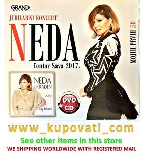 CD-DVD-NEDA-UKRADEN-MOJIH-PRVIH-50-KONCERT-CENTAR-SAVA-I-ALBUM-MOJ-DILBERE-2018