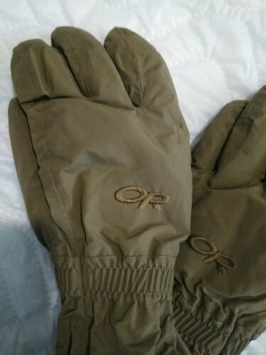 Shell Only Outdoor Research Firebrand Gloves Extreme Cold Weather Large