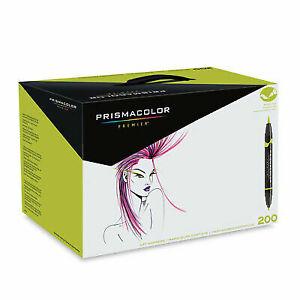 Prismacolor Premier 200pc Dual Tip Art Marker Set