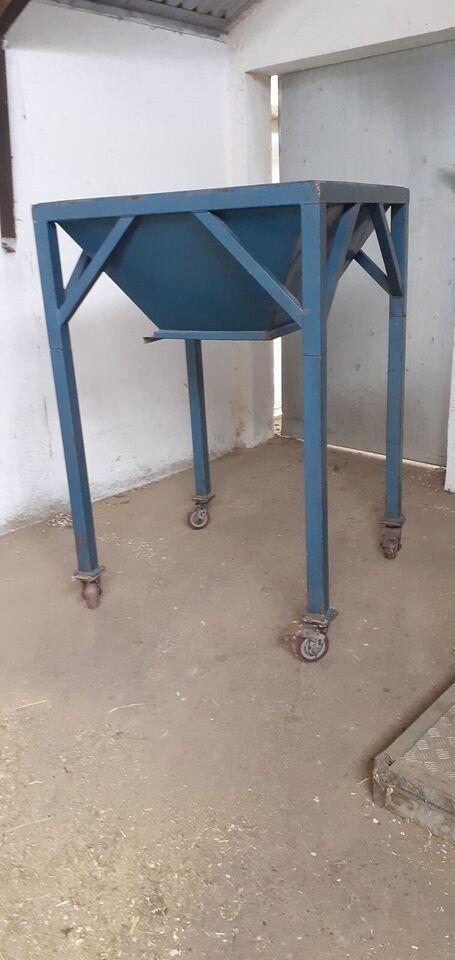 Big bag silo