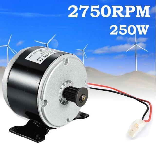Free Energy 24V DC Permanent Magnet Motor PMA for Wind Turbine Generator 250W