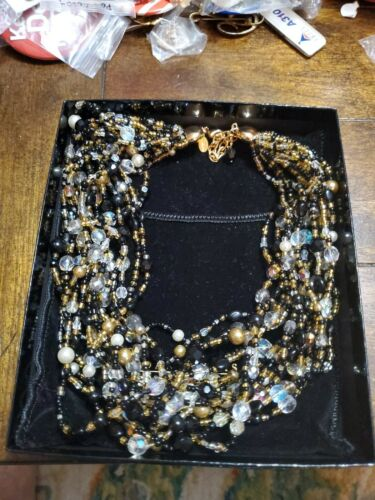 Vintage Joan Rivers Classics Collection Necklace