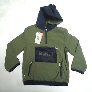 Boys-rain-coat-DESIGNER-age-4-5-6-7-8-9-10-years-RRP-38-A-amp-R-summer-Jacket