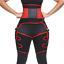 3-in-1 High Waist Trainer Thigh Trimmer Weight Loss Women Shaper Fat Burner GYM