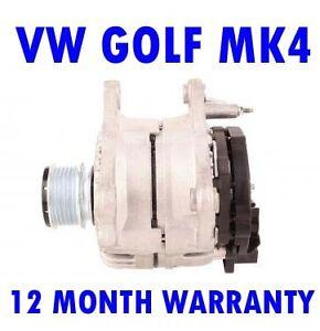 VW-Golf-mk4-MK-IV-1J1-1-9-2-3-2-8-3-2-1997-1998-1999-2005-Alternador