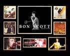 Bon Scott AC/DC Signed Framed Memorabilia
