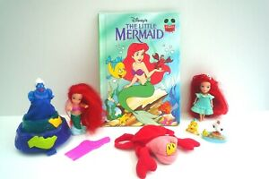 Disney-Little-Mermaid-Toys-and-Book