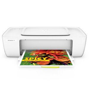 HP Deskjet 1110 Tintenstrahldrucker weiß USB 2.0 NEU