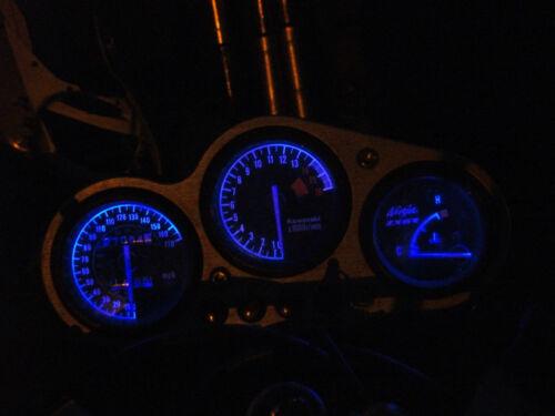 led clock upgrade kit lightenUPgrade WHITE KAWASAKI ZR750s ZR7