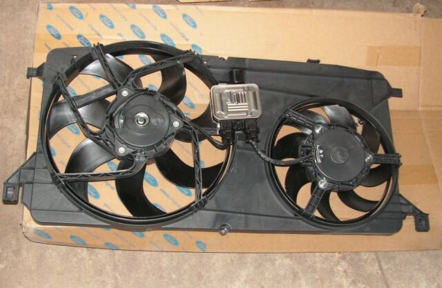 Ford Transit Fan & Motor Finis Code 1819418 Genuine Ford Part