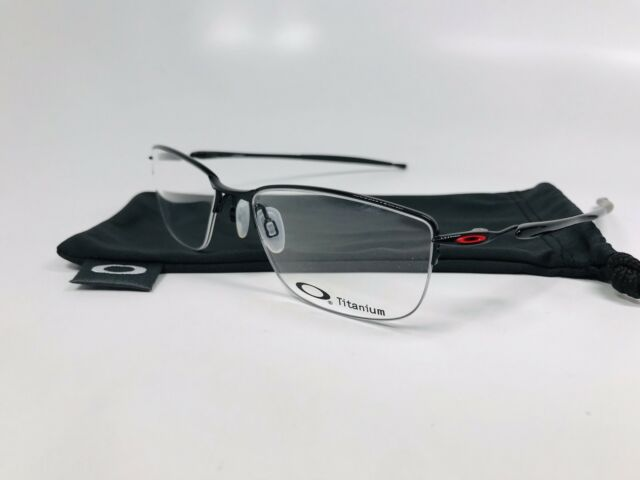c35e7c95dbf Oakley Mens RX Eyeglass Frame Lizard 2 Black Ox5120-0151 W oakley Case